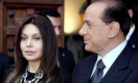 Berlusconi's ex to get €1.4m monthly alimony