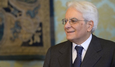 Yes, it's still a crime to insult Italy's president