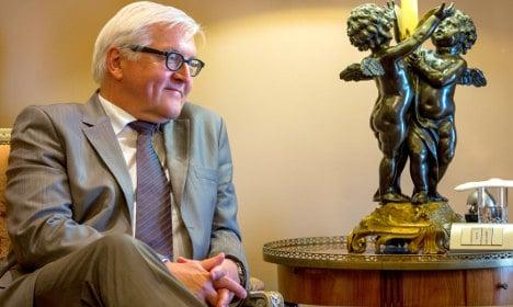 Steinmeier: Europe divided on refugees