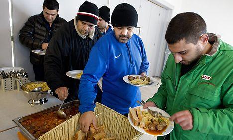 Four of ten refugees fail Danish language test