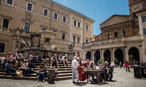 Multicultural Rome: one in eight born abroad