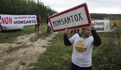 France bans sale of Monsanto weedkiller