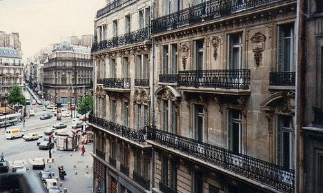 Paris's 'estate agent rapist' held by police