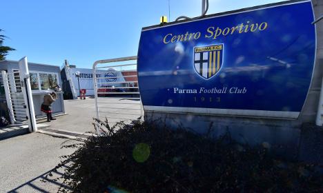 Bankrupt Parma FC set to drop to Serie D