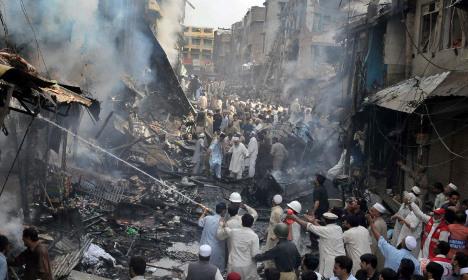 Italy arrests Peshawar market bombing suspect