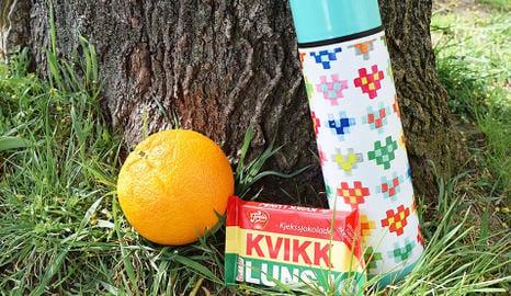 Norway's Kvikk Lunsj foils Nestlé's KitKat plot