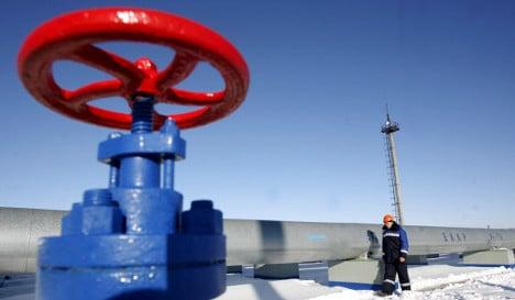 Gazprom plans new gas pipeline to Germany