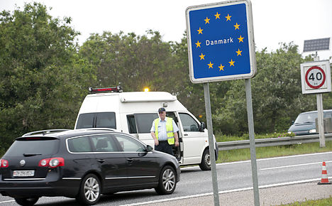 Border controls 'wrong signal', leaders warn
