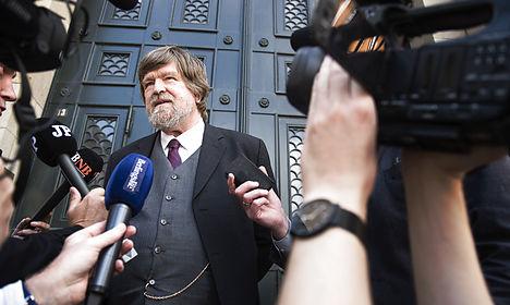 Danish historian takes KGB claims to EU court