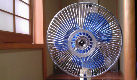 Boy, 8, electrocuted when plugging in fan