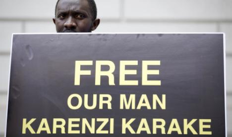 Rwanda blames war crime arrest on racism