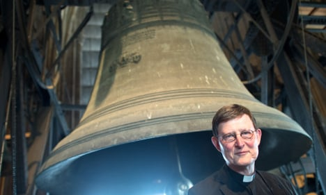 Rhine church bells to toll for drowned refugees