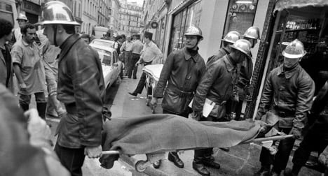 'Mastermind' of 1982 Jewish diner attack held