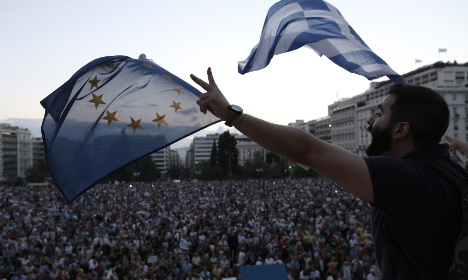 EU leaders call Greek crisis meet for Monday