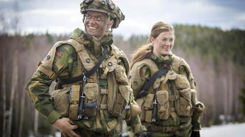 Most Norwegians worried about invasion: survey
