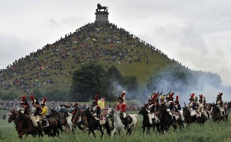 Europe commemorates 200 years since Waterloo