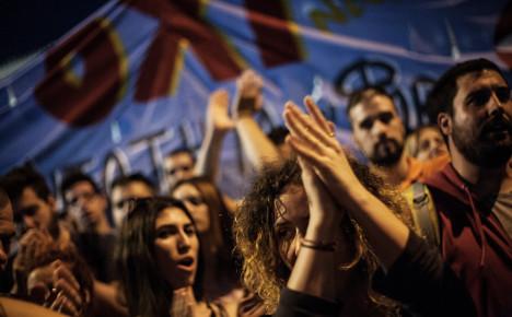 Schäuble: Greece will stay in Euro regardless