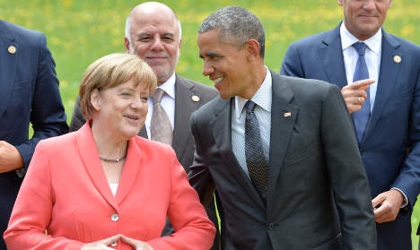 Merkel, Obama: Greece deal 'critically important'