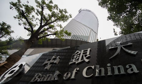 Italy focuses on Bank of China in graft probe