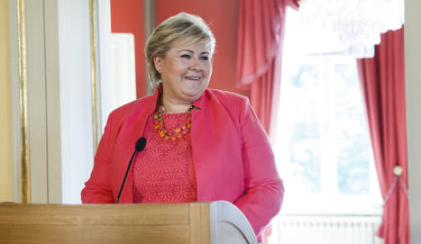 Nato spending goal is 'nonsense': Norway PM