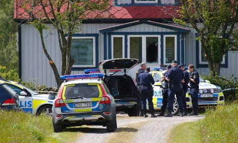 Swedish teens arrested over pensioner's murder