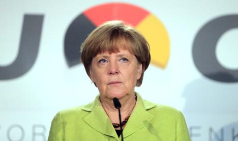 Creditors must agree on Greece, Merkel warns