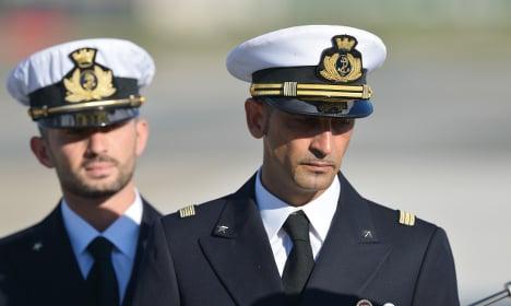 Italy seeks arbitration over India marines