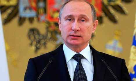 'Russia rehearsed invasion of Sweden'