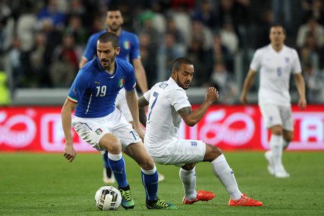 Bonucci leads Italy charge against Croatia