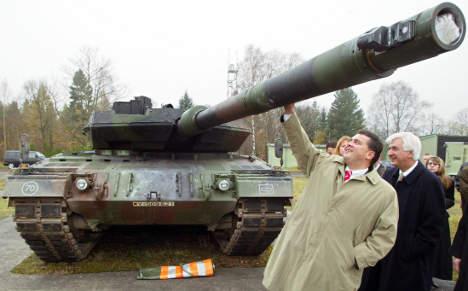 Gabriel radically slashes weapons exports
