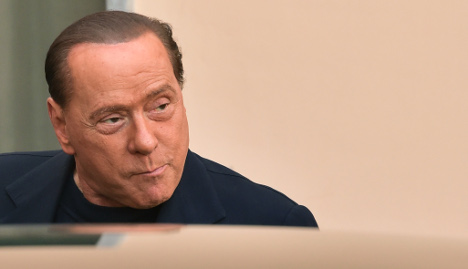 Prosecutors seek 5-year jail term for Berlusconi