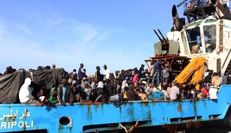 Italian mayor calls migrant crisis 'genocide'