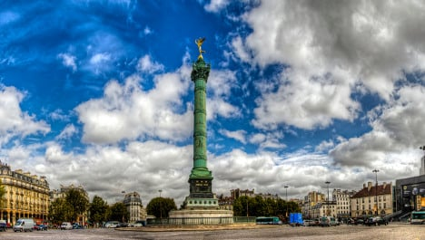 Paris to return historic squares to the people
