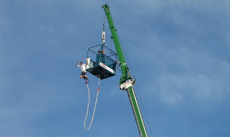 Frenchwoman dies in botched bungee jump