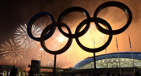 Paris officially joins race for 2024 Olympic Games