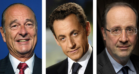United States 'spied on three French presidents'