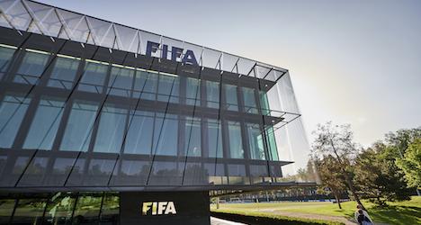 Fifa hands computer data to Swiss investigators