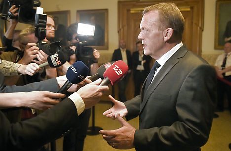 Denmark to get one-party government