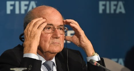 Euro MPs to vote on call for Blatter to quit now