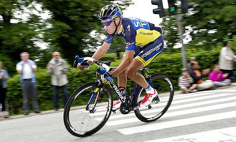 Danish cyclist Sørensen admits to doping