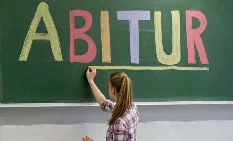 Abitur lottery sparks tougher exam debate