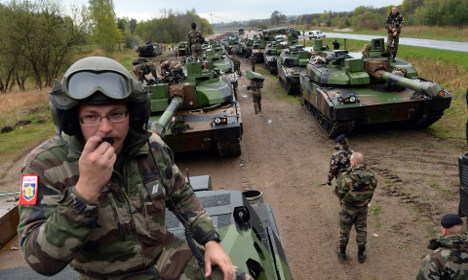 French public oppose Nato action to defend ally