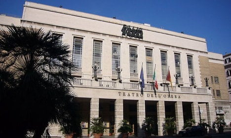 Billionare gives Rome opera one million euros