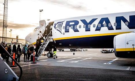 Danish labour unions' Ryanair case drags out