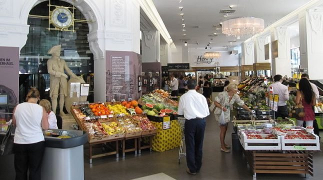Austria 'second most expensive' for food in EU
