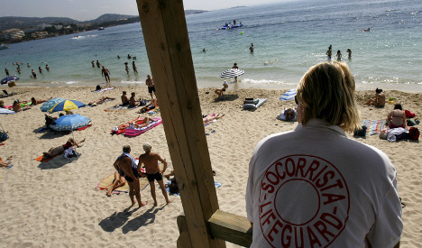 More than 400 people drown each year in Spain