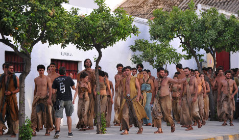 No fatties or tattoos for Game of Thrones extras