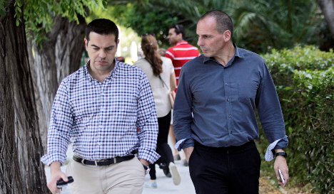Finance ministry: 'ball is in Greece's court'