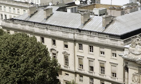 US embassy in Paris is 'home to secret spy nest'