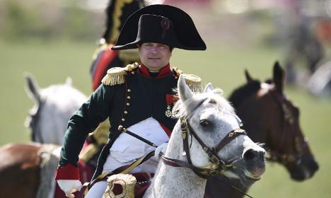 Britain still battling Napoleon 200 years on